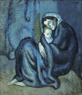 Resultado de imagen para retrato de madre pobre
